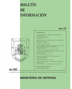 BOLETÍN DE INFORMACIÓN DEL CESEDEN