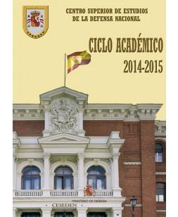 CICLO ACADÉMICO 2014-2015