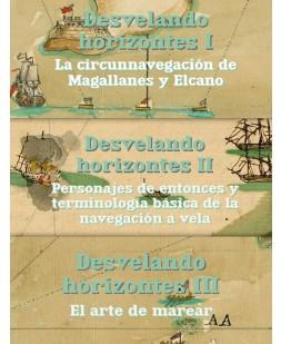 Desvelando horizontes. Obra completa (3 volúmenes)