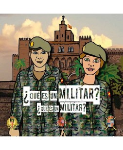 ¿Qué es un militar?