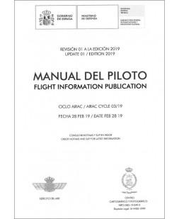 MANUAL DEL PILOTO. FLIGHT INFORMATION PUBLICATION. REVISIÓN 01 A LA EDICIÓN 2020