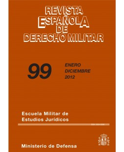 REVISTA ESPAÑOLA DE DERECHO MILITAR