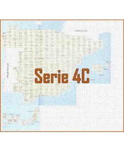 MAPA MILITAR DE ESPAÑA. Serie 4C