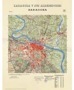 ZARAGOZA Y SUS ALREDEDORES
