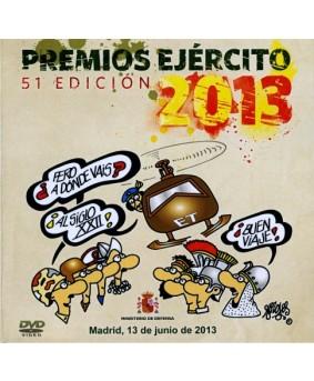 PREMIOS EJÉRCITO 2013