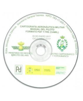 CARTOGRAFÍA AERONÁUTICA MILITAR: MANUAL DEL PILOTO. 01/17