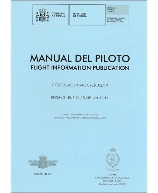 MANUAL DEL PILOTO  FLIGHT INFORMATION PUBLICATION  REVISIÓN