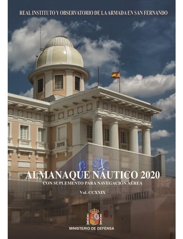 Almanaque Náutico 2020