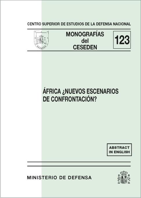 ÁFRICA ¿NUEVOS ESCENARIOS DE CONFRONTACIÓN?