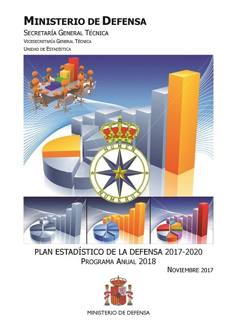 PLAN ESTADÍSTICO DE LA DEFENSA 2017-2020: PROGRAMA ANUAL 2018