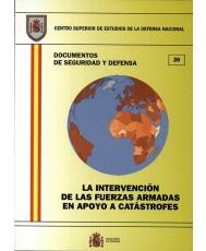 INTERVENCIÓN DE LAS FUERZAS ARMADAS EN APOYO A CATÁSTROFES