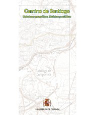 CAMINO DE SANTIAGO: RELACIONES GEOGRÁFICAS, HISTÓRICAS Y ARTÍSTICAS (Edición de bolsillo)