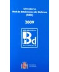 DIRECTORIO RED DE BIBLIOTECAS DE DEFENSA (RBD) 2009