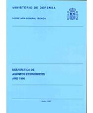 ESTADÍSTICA DE ASUNTOS ECONÓMICOS 1996