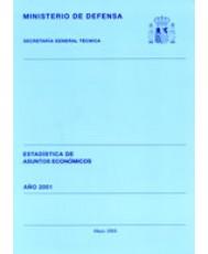 ESTADÍSTICA DE ASUNTOS ECONÓMICOS 2001
