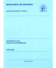 ESTADÍSTICA DE ASUNTOS ECONÓMICOS 2002