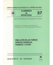 SIMULACIÓN EN LAS FUERZAS ARMADAS ESPAÑOLAS: PRESENTE Y FUTURO