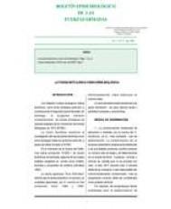 BOLETÍN EPIDEMIOLÓGICO DE LAS FUERZAS ARMADAS. VOL. 15. Nº 177. JULIO 2008