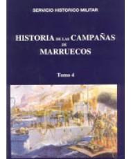 HISTORIA DE LAS CAMPAÑAS DE MARRUECOS. Tomo IV