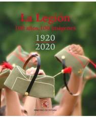 La Legión 100 años, 100 imágenes