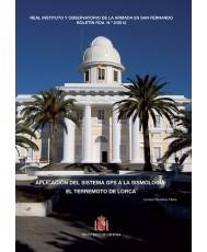 Aplicación del sistema GPS a la sismología: el terremoto de Lorca 2/2013