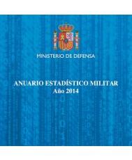 ANUARIO ESTADÍSTICO MILITAR. AÑO 2014