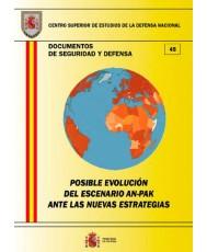 POSIBLE EVOLUCIÓN DEL ESCENARIO AN-PAK ANTE LAS NUEVAS ESTRATEGIAS