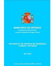 ESTADÍSTICA DE CENTROS DE ENSEÑANZA, CURSOS Y ESTUDIOS 2016