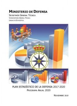 PLAN ESTADÍSTICO DE LA DEFENSA 2017-2020: PROGRAMA ANUAL 2020