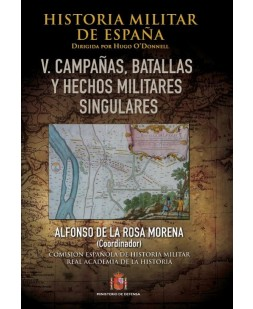 HISTORIA MILITAR DE ESPAÑA. V, CAMPAÑAS, BATALLAS Y HECHOS MILITARES SINGULARES