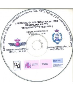 CARTOGRAFÍA AERONÁUTICA MILITAR: MANUAL DEL PILOTO. 12/16