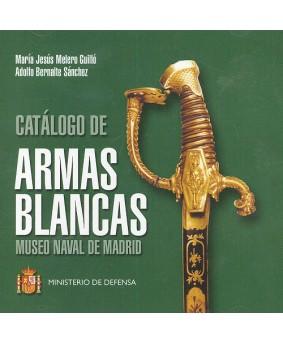 CATÁLOGO DE ARMAS BLANCAS DEL MUSEO NAVAL DE MADRID. CD