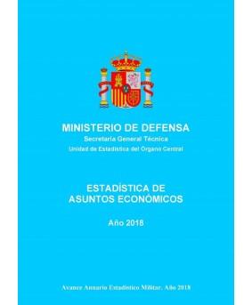 ESTADÍSTICA DE ASUNTOS ECONÓMICOS 2018
