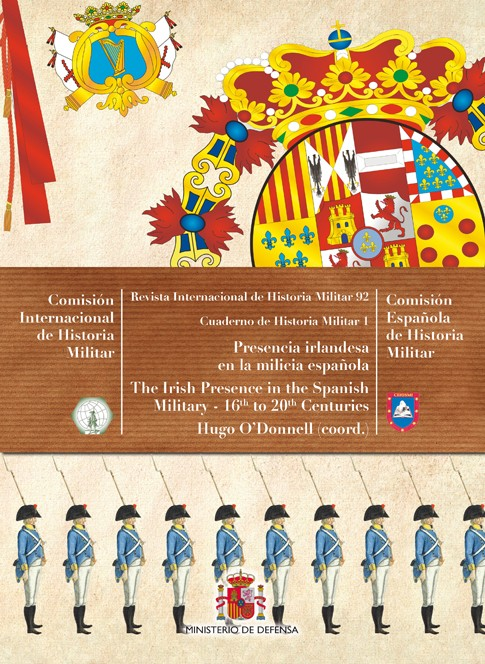 Presencia irlandesa en la milicia española. Nº 1