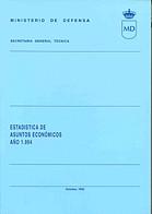 ESTADÍSTICA DE ASUNTOS ECONÓMICOS 1994