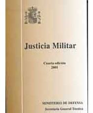 JUSTICIA MILITAR (4ª Ed.)