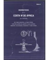 DERROTERO NÚM. 4: COSTA W. DE ÁFRICA