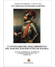 V CENTENARIO DEL DESCUBRIMIENTO DEL MAR DEL SUR POR NUÑEZ DE BALBOA