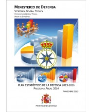 PLAN ESTADÍSTICO DE LA DEFENSA 2013-2016: PROGRAMA ANUAL 2014