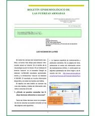 BOLETÍN EPIDEMIOLÓGICO DE LAS FUERZAS ARMADAS VOL. 21 Nº 245 MARZO 2014