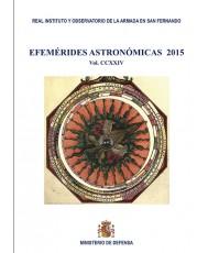 EFEMÉRIDES ASTRONÓMICAS 2015
