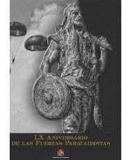 LX ANIVERSARIO DE LAS FUERZAS PARACAIDISTAS