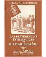 PREFERENCIAS ESTRATÉGICAS DEL MILITAR ESPAÑOL