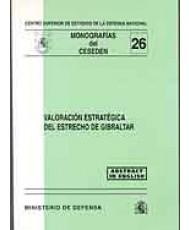 VALORACIÓN ESTRATÉGICA DEL ESTRECHO DE GIBRALTAR