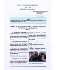 BOLETÍN EPIDEMIOLÓGICO DE LAS FUERZAS ARMADAS. VOL. 18. Nº 208. FEBRERO 2011