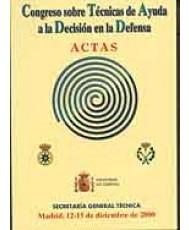 CONGRESO SOBRE TÉCNICAS DE AYUDA A LA DECISIÓN EN LA DEFENSA: ACTAS