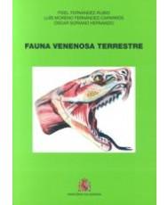 FAUNA VENENOSA TERRESTRE