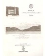 MEMORIA DEL INSTITUTO HIDROGRÁFICO DE LA MARINA. AÑO 2003