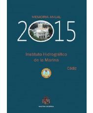 MEMORIA DEL INSTITUTO HIDROGRÁFICO DE LA MARINA AÑO 2015