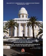 La colección de retratos del Real Instituto y Observatorio de la Armada 1/2013